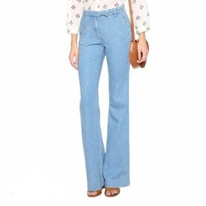 Current/Elliott | The High Rise Neat Trouser Jeans